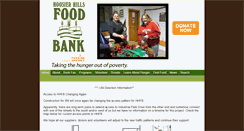 Preview of hhfoodbank.org